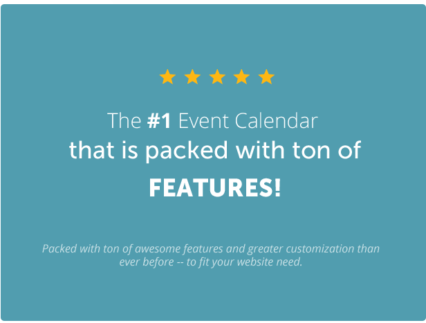 EventON sa Best Wordpress kaganapan sa Calendar codecaflYon