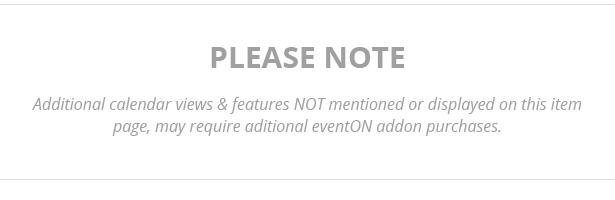 EventON - WordPress Event Calendar Plugin - 15
